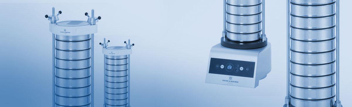 Obrázok hlavičky produktu - Laboratóriumi osztályozó gépek | vomet.sk