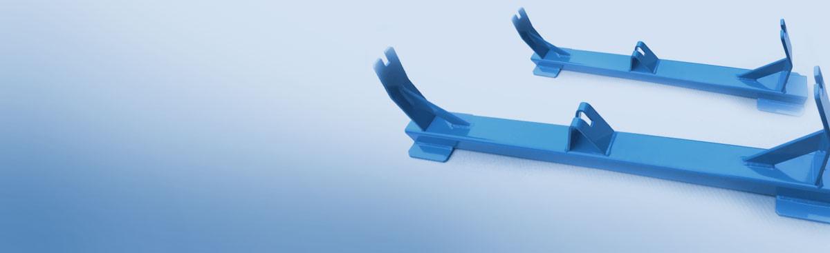 Obrázok hlavičky produktu - PHD görgőtartó bak-2 ágú | vomet.sk